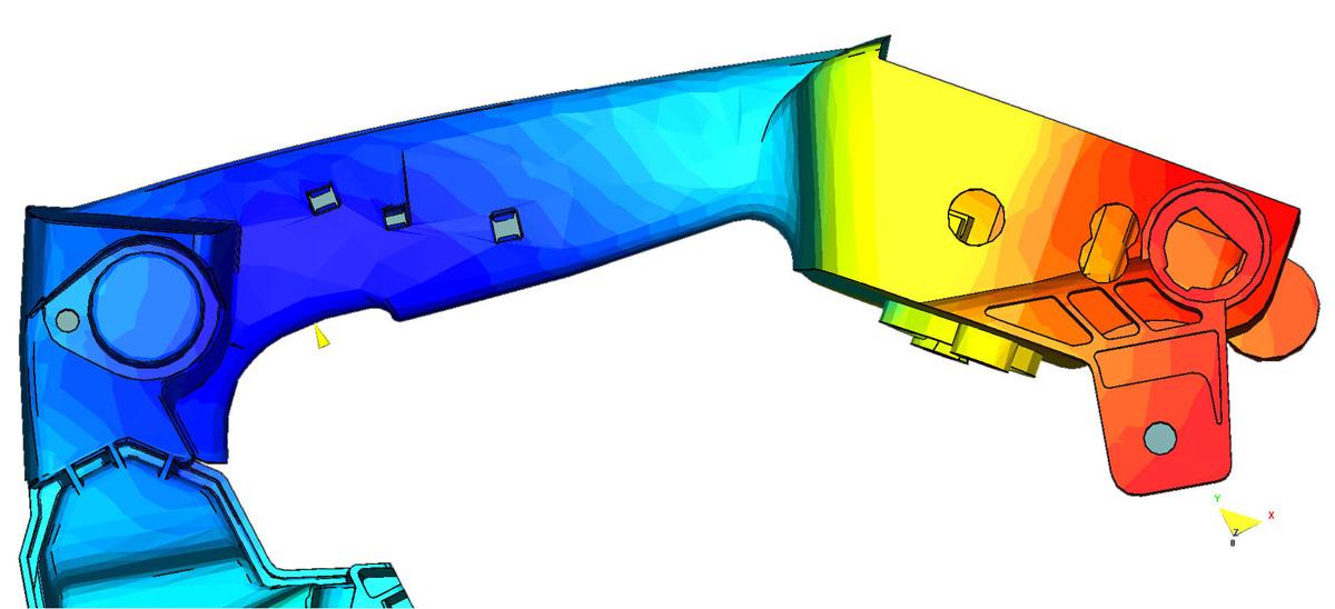 modellazione 3d plastica