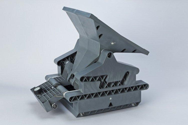 Sistema meccanico di smistamento merci